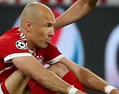 """Robben over 'crisis' bij Bayern München: """"Dit is wat iedereen wilde"""""""