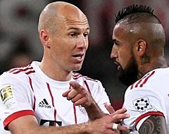 """Robben woest: """"Als ik nu mijn emoties de vrije loop laat..."""""""