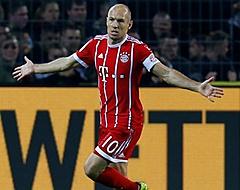 'Robben zegt 'nee' tegen transferbestemming'