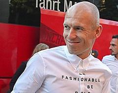 """Robben laat zich uit over toekomst: """"Veiligste optie is stoppen"""""""