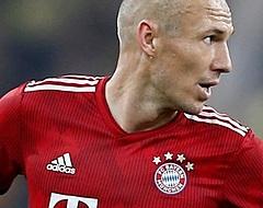 'Twee clubs op poleposition voor transfervrije Arjen Robben'