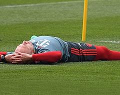 Robben raakt Bayern-eerbetoon kwijt na telefoontje uit München