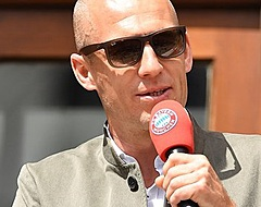 'Gedwongen einde carrière dreigt voor Arjen Robben'