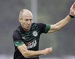 'Groningen wil Robben verblijden met komst Braziliaan'