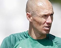 Geduld wordt beloond: Robben maakt eind van de week officieuze Groningen-rentree