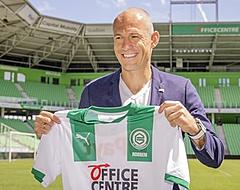 Van Bronckhorst: 'Robben gaat het straks flikken ook'