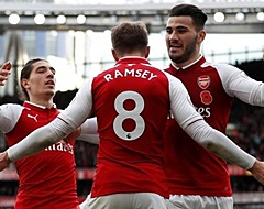 VIDEO: GOAL! Arsenal op voorsprong in Londense kraker tegen Spurs