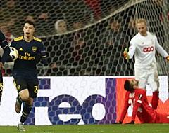 Arsenal ontsnapt en helpt Eintracht, Vilhena klaar in Europa