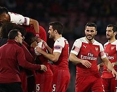 Arsenal en Chelsea naar halve finales, Frankfurt verrast Benfica