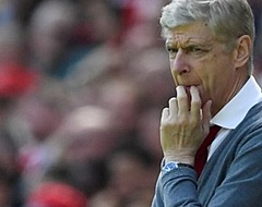 Arsenal bezorgt Wenger ruime zege na aankondiging