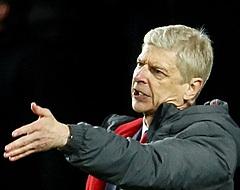 Wenger geeft toe: 'Het was niet mijn beslissing'