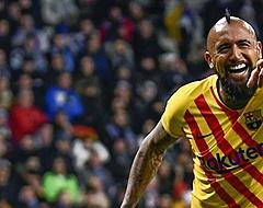 Arturo Vidal landt in Milaan en gaat transfereren