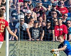 Feyenoord, AZ én de fans krijgen er flink van langs na eerste helft
