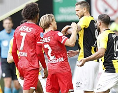 'AZ, Vitesse en FC Twente gaan strijd aan om Zweeds international'