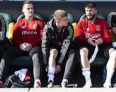 'Als mijn situatie niet verandert, moet ik vertrekken bij Ajax'