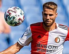 """Pechvogel van Feyenoord: """"Wil sowieso een nieuw contract afdwingen"""""""