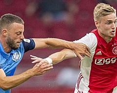 """""""Dat mag niet, ondanks dat het Ajax is"""""""