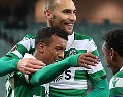 'Bas Dost vertrekt voor opvallend laag bedrag bij Sporting'