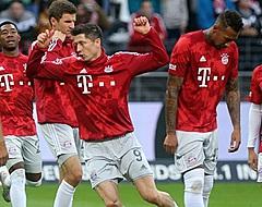 Bayern München veel te sterk in topper en heeft koppositie in zicht