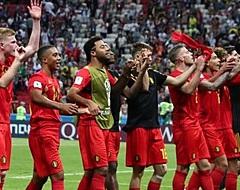 'Rode Duivel raakt paspoort kwijt door gebroken neus ploeggenoot'