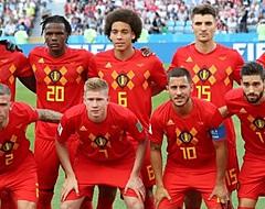 Belgen zijn snoeihard na eerste helft tegen Panama