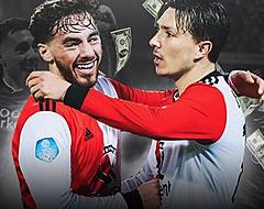 'Feyenoord neemt duidelijk standpunt over megatransfer Kökcü'