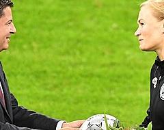Vrouwelijke scheidsrechter neemt afscheid na Duitse Super Cup-finale