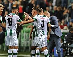 FC Groningen heeft weg omhoog eindelijk gevonden en wint van PEC