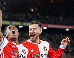 Jörgensen laat zich eindelijk gelden en bezorgt Feyenoord zege