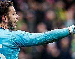 Mogelijk geweldig nieuws voor Feyenoord-goalie Jones