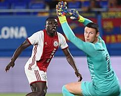 WK Onder-17 gaat aan neus Brobbey voorbij: 'Ajax is leidend'