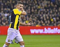 Zorgen voor Vitesse: 'Ik kan niet eens steunen op de enkel'