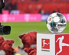 '238 personen welkom bij Bundesliga-wedstrijden'
