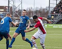 Feyenoorder 'heeft een poedertje gehad in de rust'