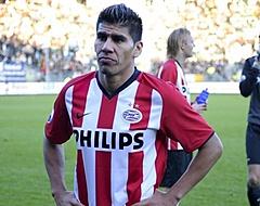 Oud-PSV'er Salcido stopt definitief met voetballen