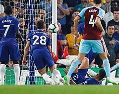 Chelsea laat dure punten liggen na vuurwerk in beginfase
