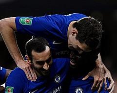 Chelsea bereikt met ruime overwinning knock-outfase Champions League