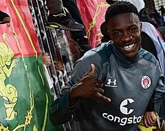 Seinen op groen voor Conteh: aanvaller sluit aan bij Feyenoord-selectie