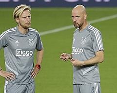 Ten Hag wijst belangrijkste verbeterpunt Ajax aan: 'Dat moet beter'