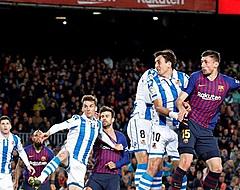 FC Barcelona kan titel bijna ruiken na zege op Sociedad