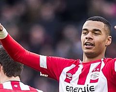 """Jonge PSV'er vergelijkt zichzelf met Malen: """"Ik denk dat ik nu in die rol zit"""""""
