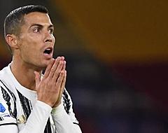 Tienkoppig Juventus weet ondanks dubbelslag Ronaldo niet te winnen
