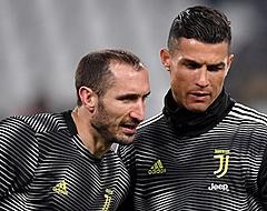 'Chiellini belt met Juventus-spelers voor noodscenario'