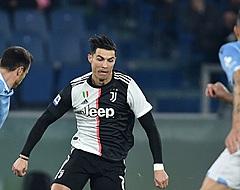 Juventus na rode kaart en misgreep De Ligt onderuit bij Lazio