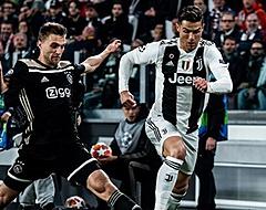 Ophef over gebaar Ronaldo na afloop van Juventus-Ajax