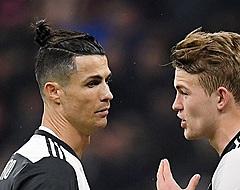 'Juventus wil meewerken aan sensationele terugkeer Ronaldo'