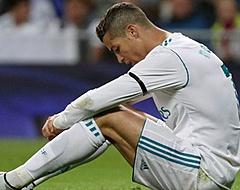 VIDEO: Atlético-fans trakteren Ronaldo op striemend fluitconcert