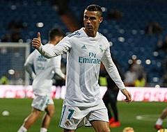 VIDEO: Pijnlijk moment voor Ronaldo, Juanfran is sneller