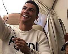 Ronaldo laat Twitter ontploffen met foto: 'Ongepast en respectloos!'