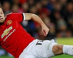 Mourinho duwt Blind naar de uitgang bij Manchester United